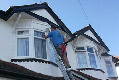 Residential window cleaner