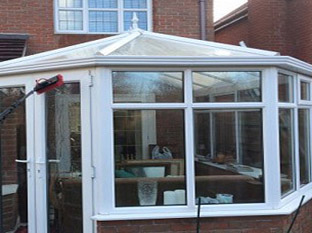 Conservatory cleaning in Surrey