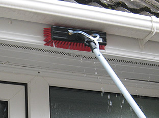 Fascia and soffit cleaning sutton